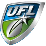 UFL Football Logo